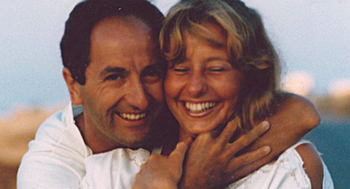 Io e mia moglie… sembra un secolo… e lo è…