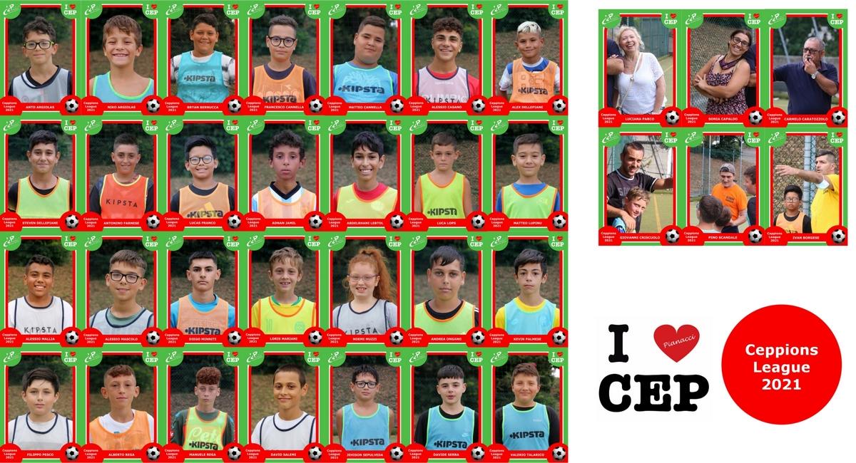 Ceppions League 2021, tutte le immagini (ed anche poster, video…)
